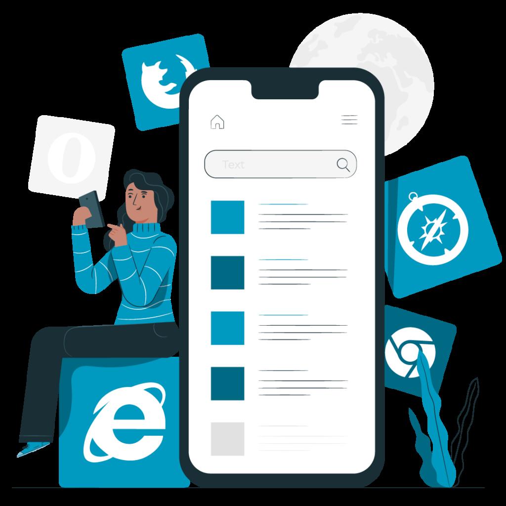 Desarrollo de aplicaciones móviles 100% personalizadas